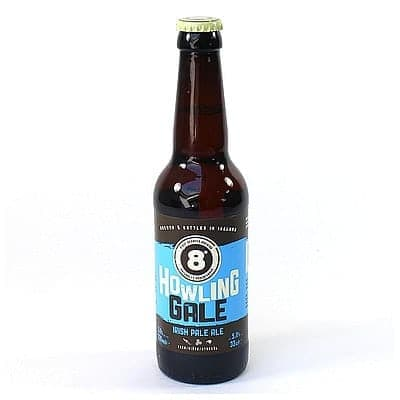 Howling Gale Ale by Eight Degrees Brewing