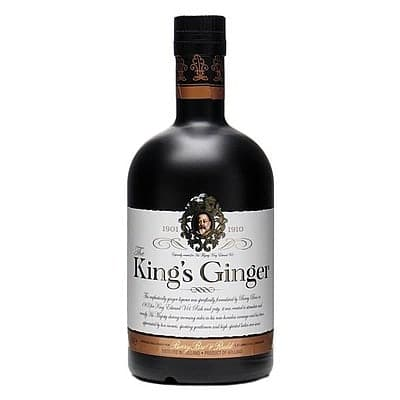 The King's Ginger Liqueur by None