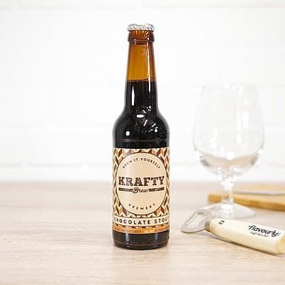 Chocolate Stout by Krafty Brew