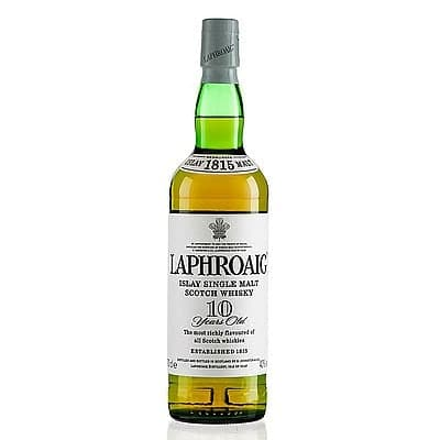 Laphroaig 10 Y.0. by None