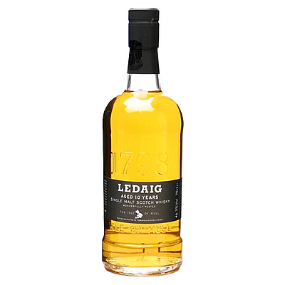 Ledaig 10 Y.O. by None