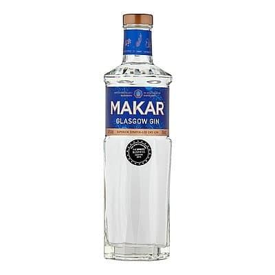 Makar Glasgow Gin by The Glasgow Distillery Co.