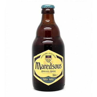 Maredsous Tripel by Duvel Moortgat