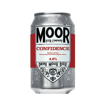 Confidence by Moor Beer