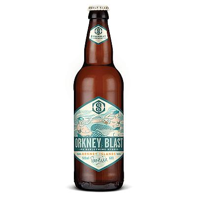 Swannay Orkney Blast by Swannay Brewery