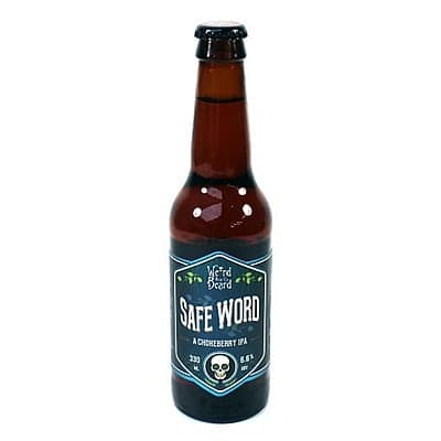 Safe Word by Weird Beard Brew Co.