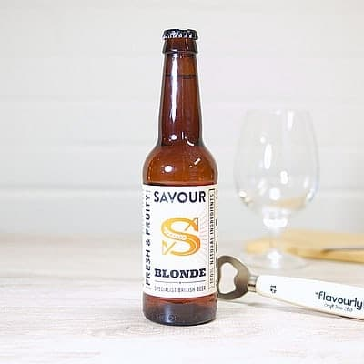 Savour Blonde by Savour Beer