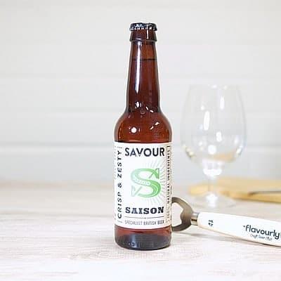 Savour Saison by Savour Beer