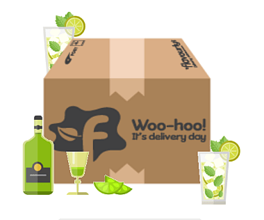 Craft Gin Gift Box by Flavourly