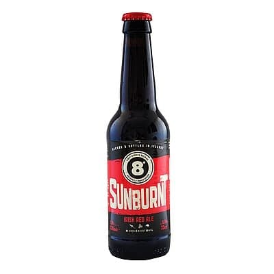 Sunburnt Irish Red by Eight Degrees Brewing