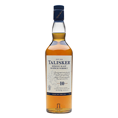 Talisker 10 Y.O. Malt by None