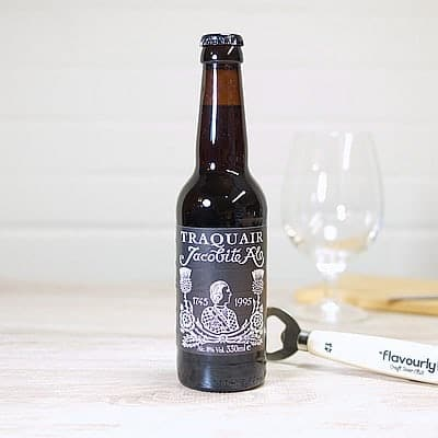 Jacobite by Traquair Ales