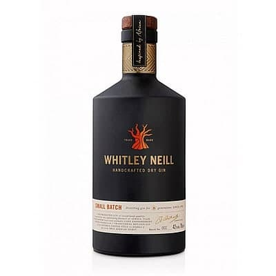 Whitley Neill Gin by None