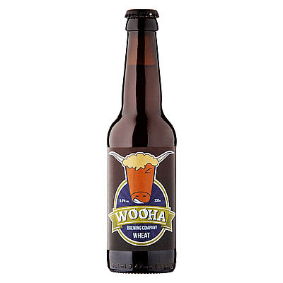 Wooha Wheat 330ml by WooHa Brewing Company