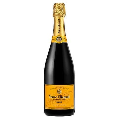 Veuve Clicquot Yellow Label Brut by None