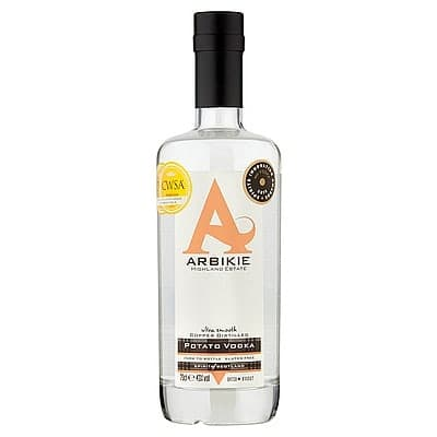 Arbikie Potato Vodka by None