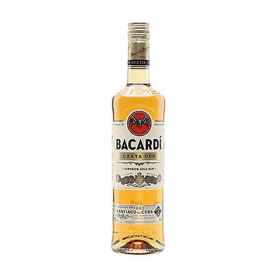 Bacardi Carta Oro by None