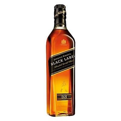 Johnnie Walker Black Label 70CL by None