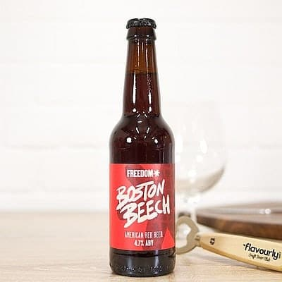 Amber Rye by Freedom Brewery