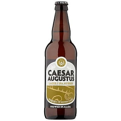 Caesar Augustus by Williams Bros Brewing