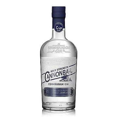 Edinburgh Cannonball Gin by None