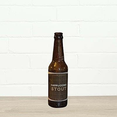 Cappuccino Stout by Titanic Brewery