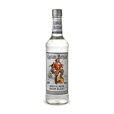 Captain Morgan White Rum by None