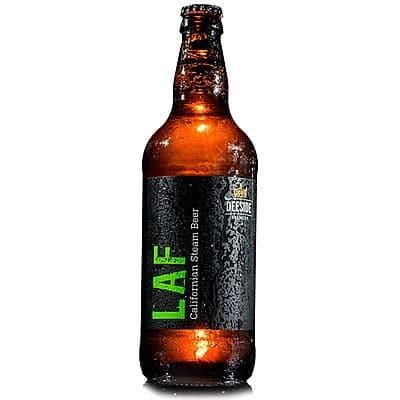 Deeside LAF Californian Steam Beer by Deeside Brewery