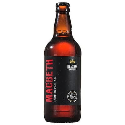 Deeside Macbeth by Deeside Brewery