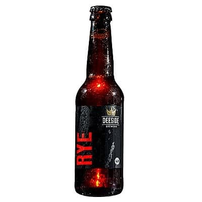 Deeside Rye Ale by Deeside Brewery
