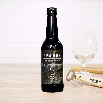 Dry Irish Stout by Heaney Farmhouse Brewing