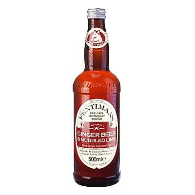 Fentimans Ginger Beer by None