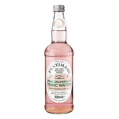 Fentimans Pink Grapefruit by None