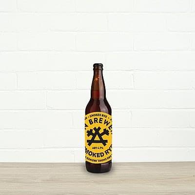 Smoked Rye by Gun Brewery