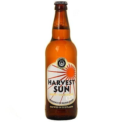 Harvest Sun Ale by Williams Bros Brewing