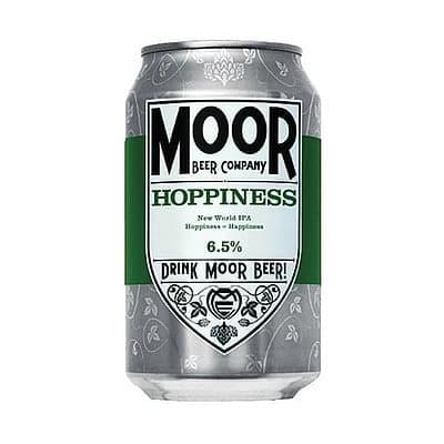 Moor Hoppiness by Moor Beer