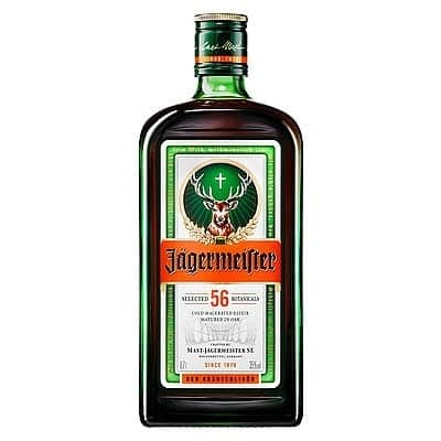 Jagermeister by None