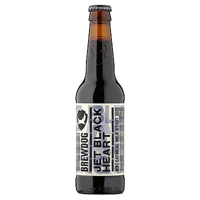 Jet Black Heart by Brewdog
