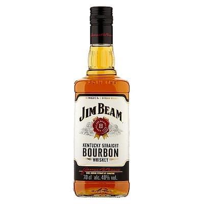 Jim Beam Bourbon by None