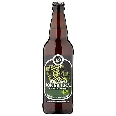 Joker IPA by Williams Bros Brewing
