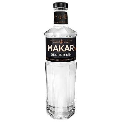 Makar Old Tom Gin by The Glasgow Distillery Co.