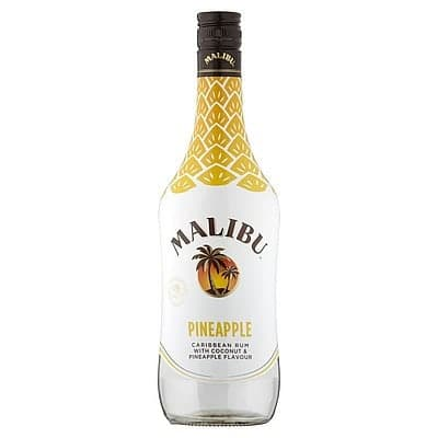 Malibu Pineapple by None