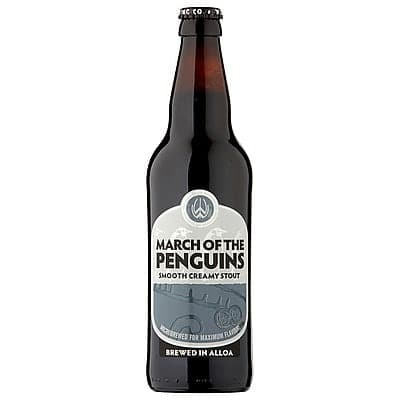 March of the Penguins by Williams Bros Brewing