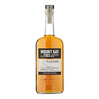 Mount Gay Black Barrel Rum by None