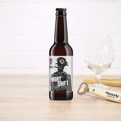 Night Shift by Fierce Beer