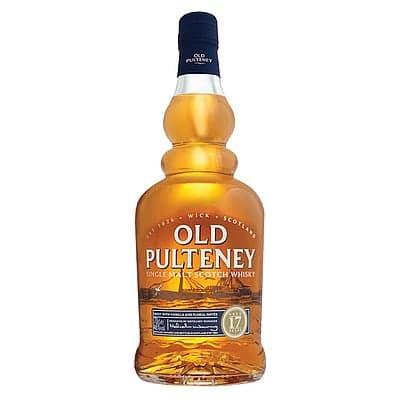Old Pulteney 17 Y.O. Malt by None