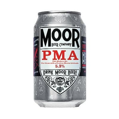 Moor PMA by Moor Beer