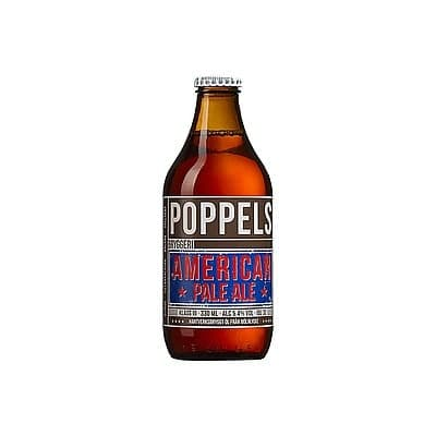 American Pale Ale by Poppels Bryggeri