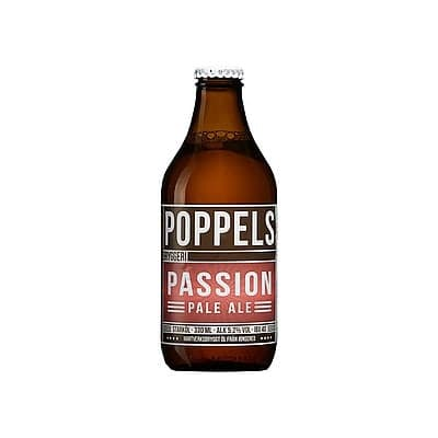 Passion Pale Ale by Poppels Bryggeri