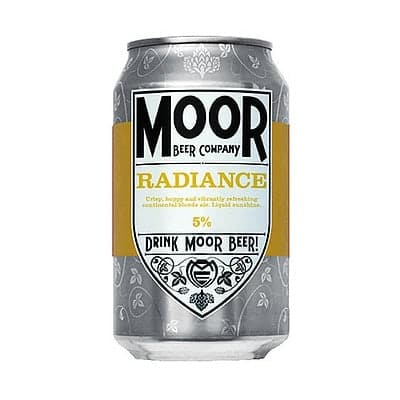Radiance by Moor Beer